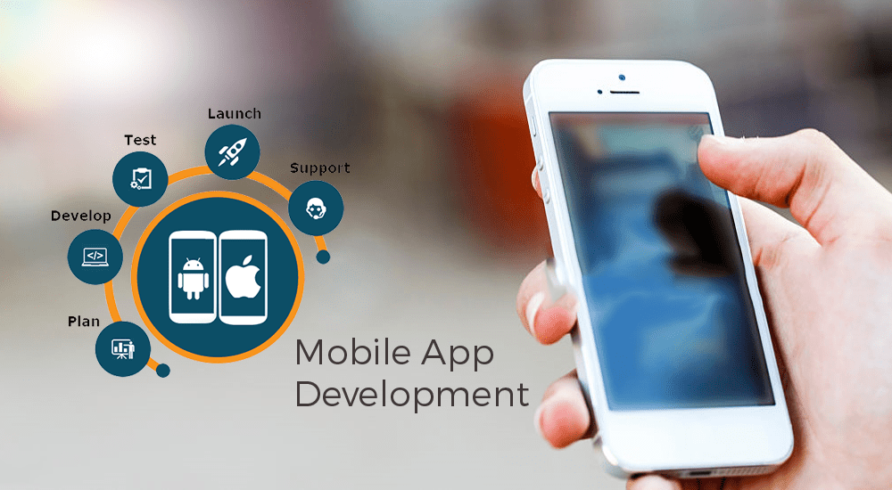 Mobile App Development Company in Surat