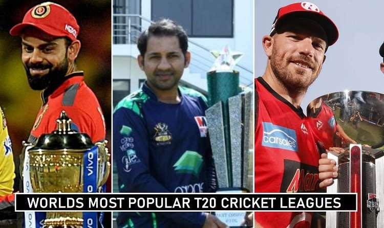 T20 Cricket Leagues